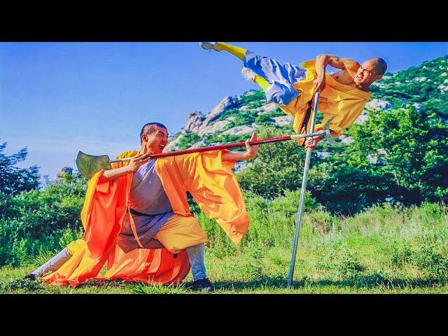 Shaolin Kung Fu - Epic Motivational Video