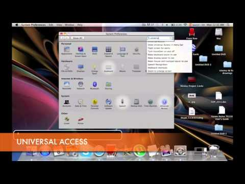 How To Disable VoiceOver (mac Talking By Itself)