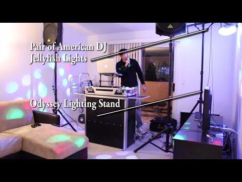 DJ Equipment Setup For Beginner Mobile DJS