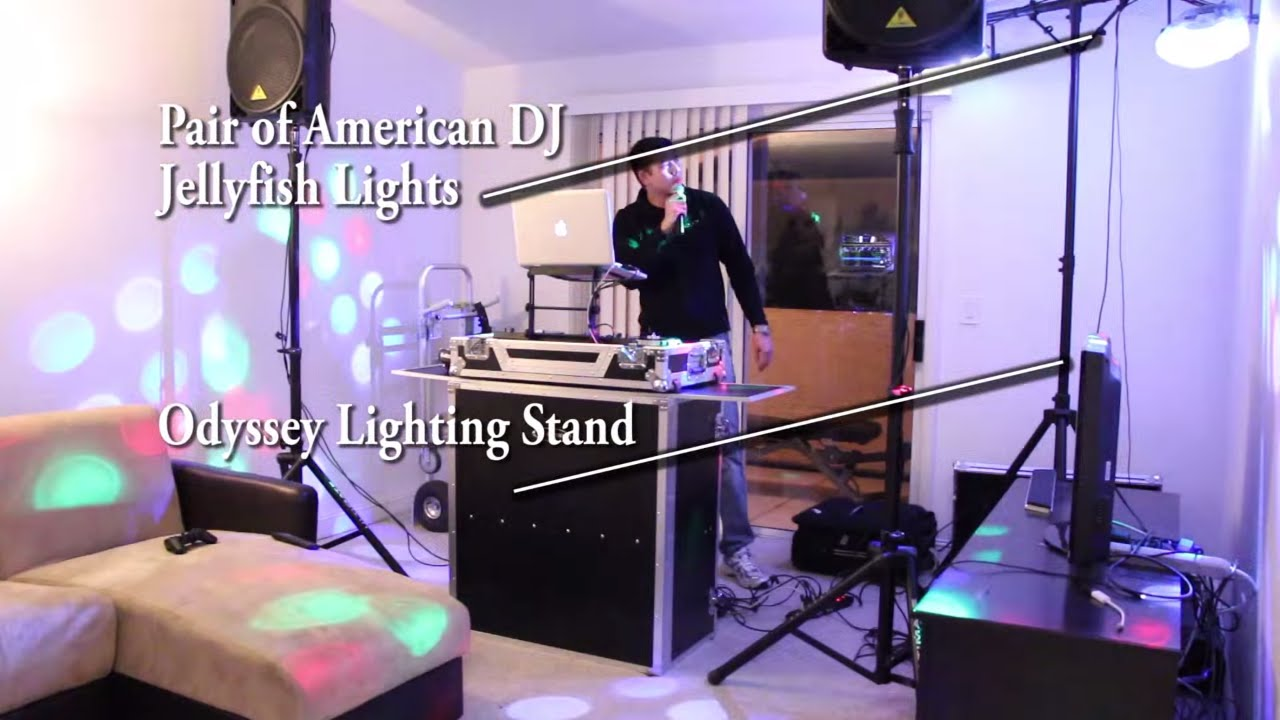 Dj Equipment Setup For Beginner Mobile Djs Youtube