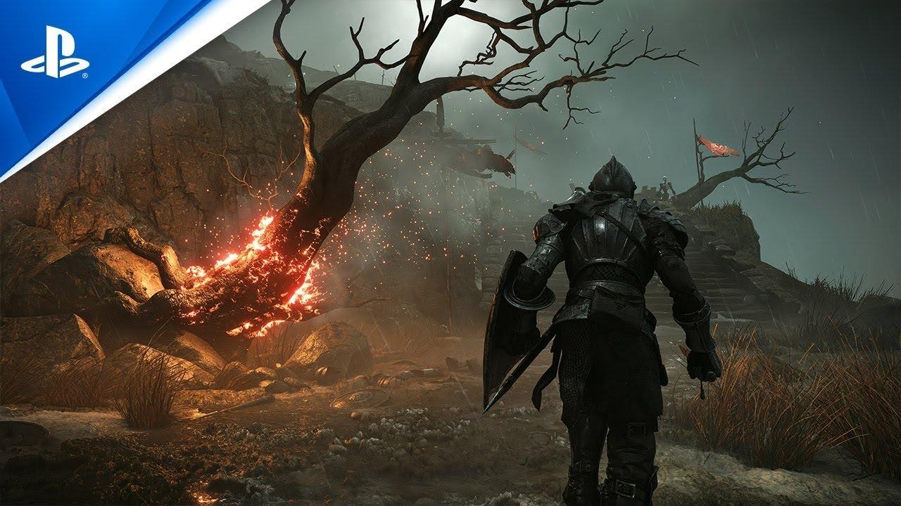 Demons Souls - Gameplay Trailer | PS5