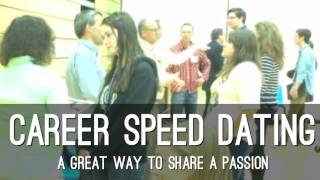 Career Speed Dating BCHS 2014