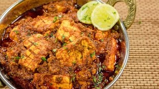 Paneer Ghee Roast Recipe | Mangalorean Main Course Restaurant Style Paneer Recipes