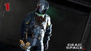 Прохождение Dead Space 3 - Часть 1 — Внезапное пробуждение | «Новые горизонты»