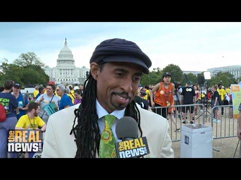 Mustafa Santiago Ali: People's Climate March