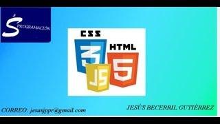 Curso HTML Tutorial 2 - Estructura básica de html y links