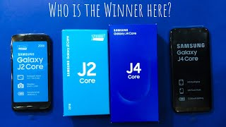 Samsung Galaxy J2 Core vs Samsung Galaxy J4 Core