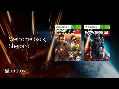 How to Play Mass Effect 2 and 3 on Xbox One