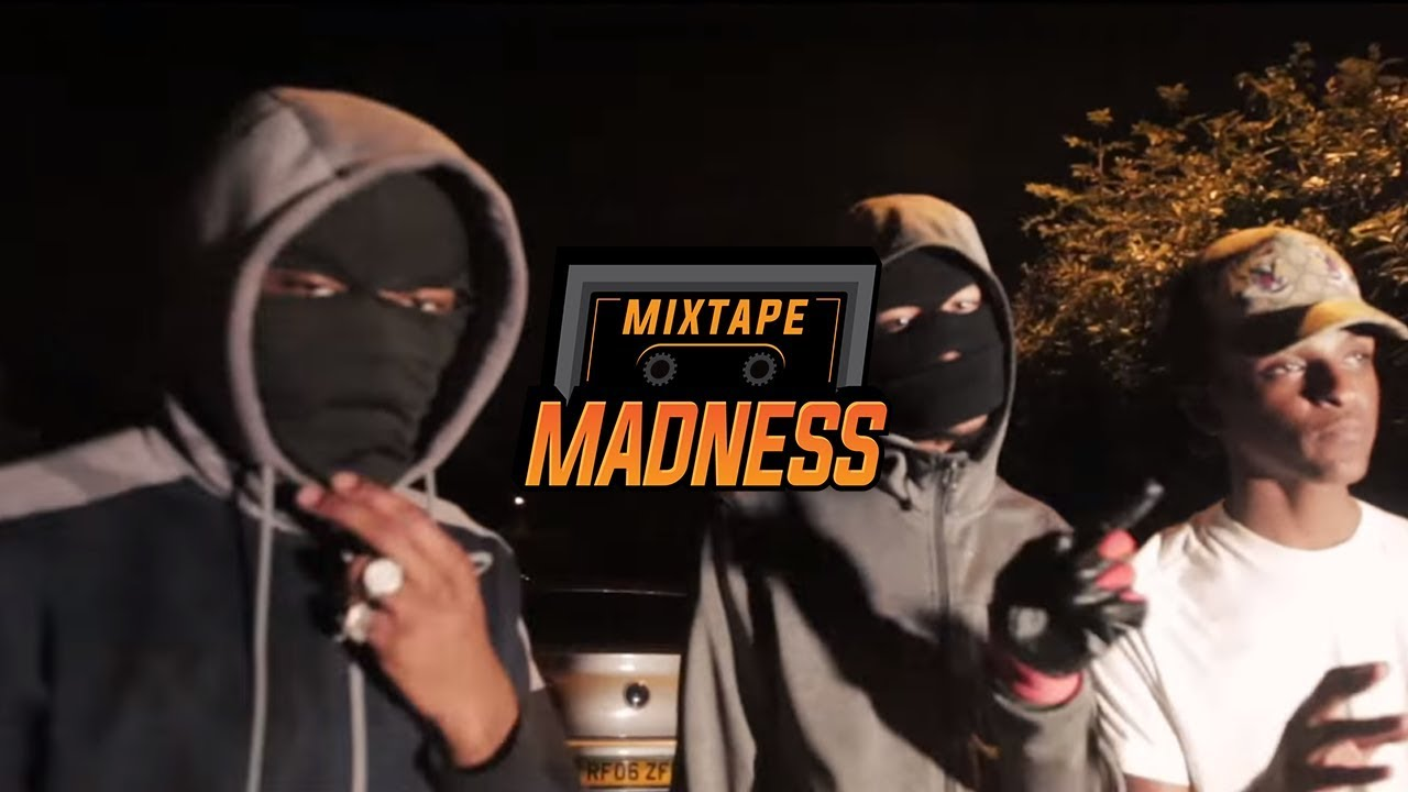 B Bin Laden x J24z x KM x YS - Saucing (Music Video) | @MixtapeMadness