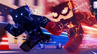 Minecraft: FLASH VS ZOOM - BREAKMEN Ep. 18 ‹ AMENIC ›