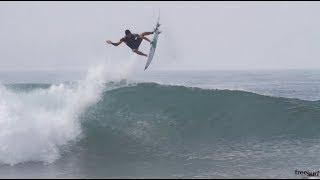 Travel / Gabriel Medina at Lower Trestles, California - Freesurf Magazine