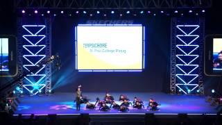 Skechers 9 | Finals | HS Division | St. Paul - Terpsichore