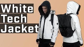 White CP Company Jacket REVIEW