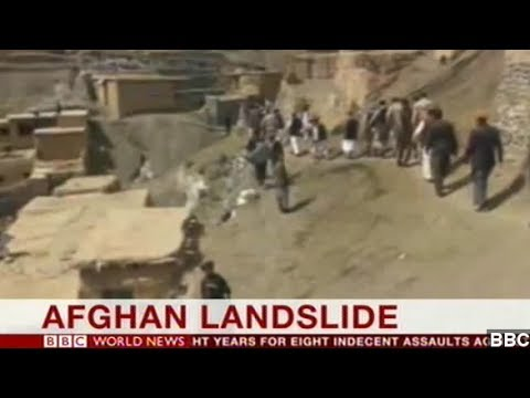 More Than 2,000 Missing In Deadly Afghanistan Landslide