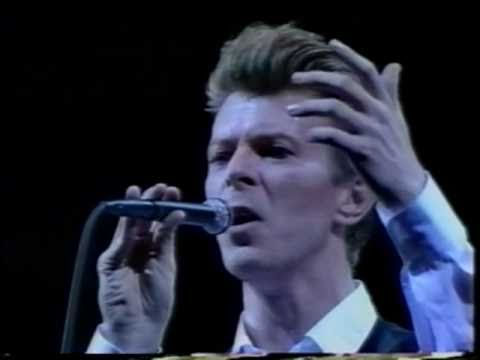 DAVID BOWIE - STAY - LIVE TOKYO 1990