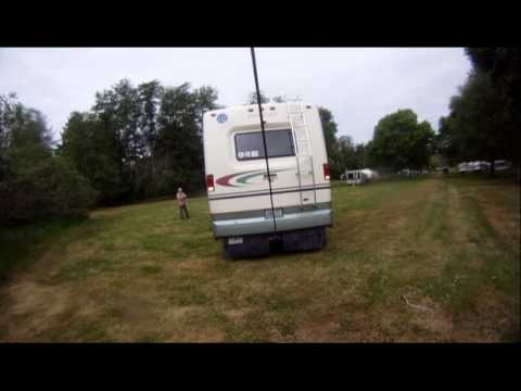 Quicky RV Tow With new Wrecker