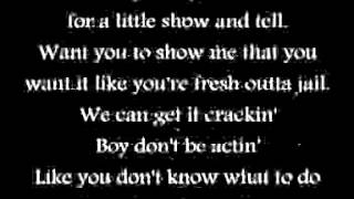 Cherish - Show and Tell w/ Lyrics