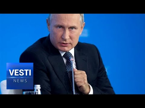 Putin Headlines World Energy Forum; Weighs in on Global and Domestic Questions