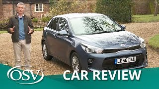 Kia Rio 2017 In-Depth Review | OSV Car Reviews