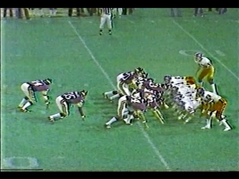 1978 NFL Week 2 Denver at Minnesota