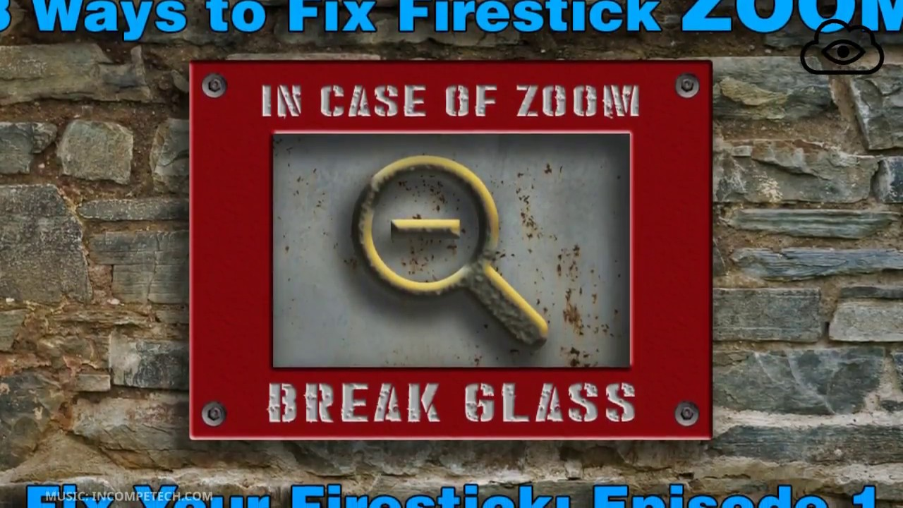 Firestick Zoom Out: How to fix Fire TV Stick Zoomed In | MTM