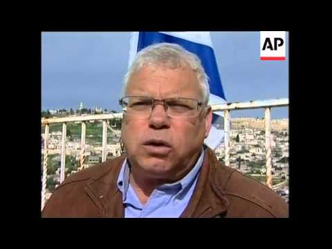 Jerusalem municipality won''t evict  Jewish settlers in illegally built house