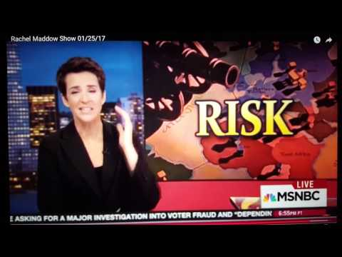 Rachel Maddow  1252017 MSNBC Live