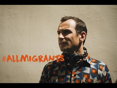 Migrant Talks #7 Julien Lebrun, Digger's delight