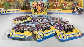 YouTube Live (6.23.18): Imaginext DC Super Friends Series 1 & Lego Series 18 Minifigure Blind Bags