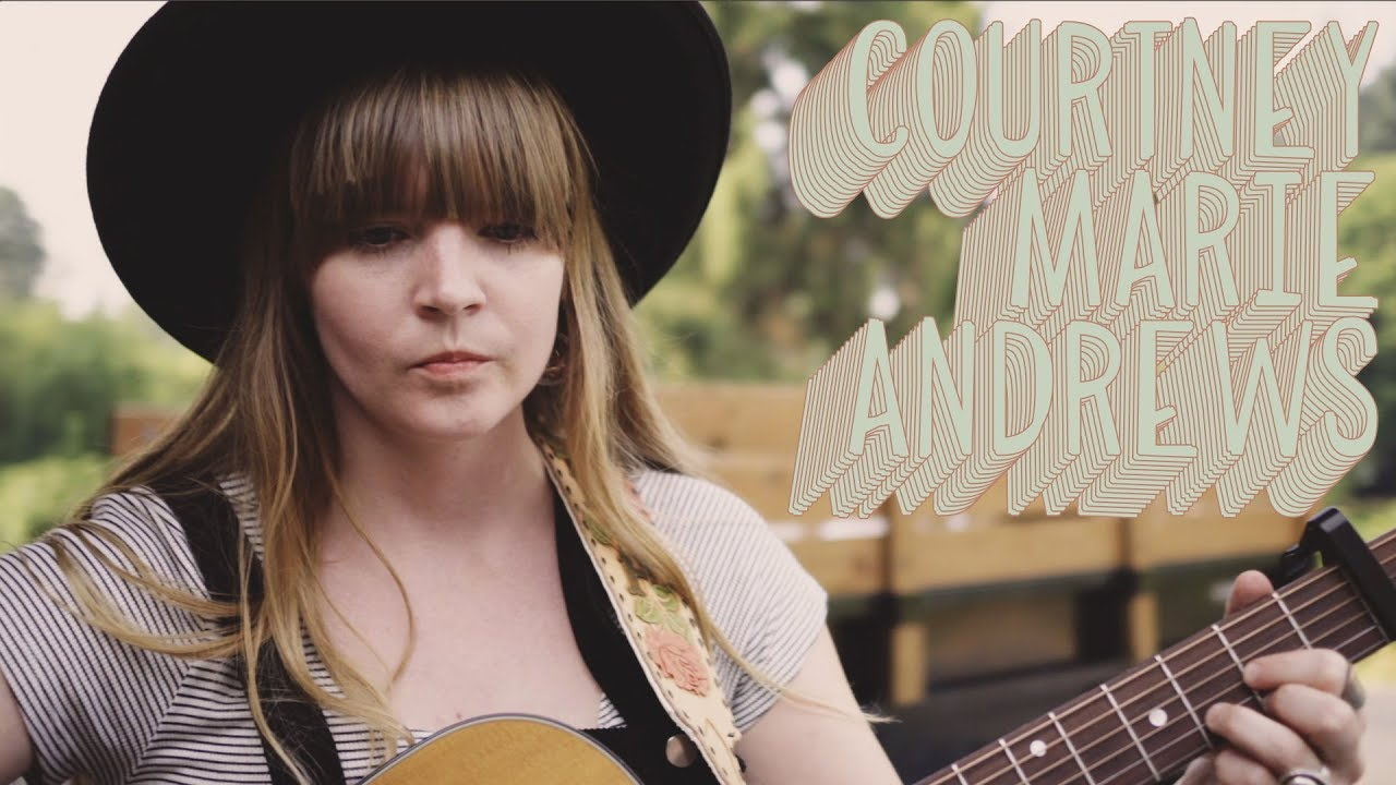 """Courtney Marie Andrews - """"Put The Fire Out"""" 