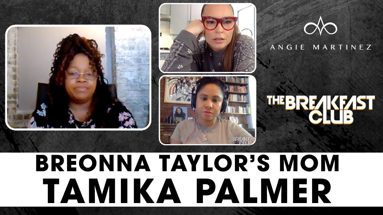 Breonna Taylor's Mother Shares Details Of Her Death And How We Can Help Fight For Justice And C