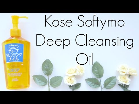 Review: Kose Softymo Deep Cleansing Oil