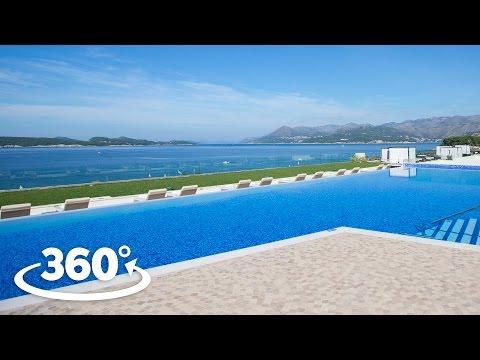 Valamar Dubrovnik President Hotel VR / 360° Video Experience