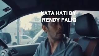 Ost Lelaki kiriman Tuhan-Lirik video Kata Hati By Rendy Faliq