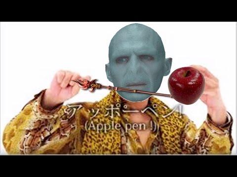 Ppap                - Youtube                    Harry Potterver