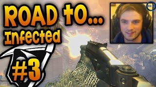 what was that road to kem infected 3 live w ali a call of duty ghost gameplay
