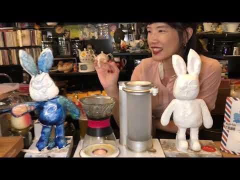 GEESAA 咖啡講堂 - 芒果女王教大家如何快速製作冰咖啡