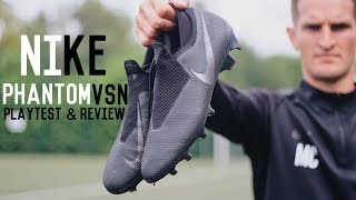 Nike PhantomVSN Elite Stealth Ops | Play Test & Review