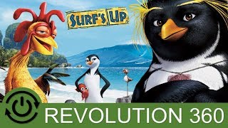 Surf's Up Introductory Gameplay Xbox 360