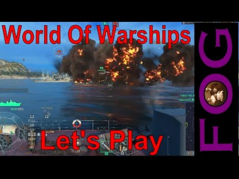 World Of Warships - Let's Play - 10 - Textbook Fighting