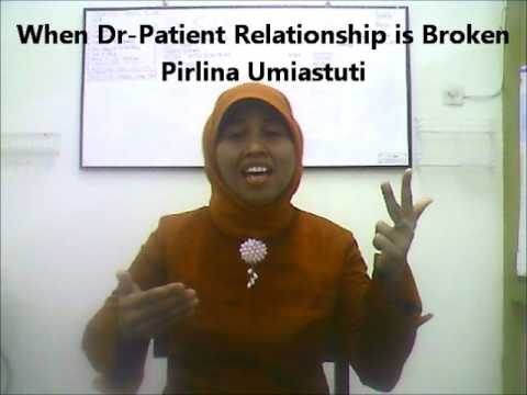 article on doctor patient relationship and ethics
