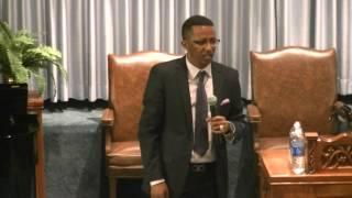 Pastor Habte Adane ስለሃሳብ