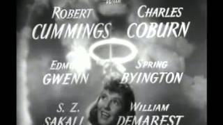 The Devil and Miss Jones (1941) -- OPENING TITLE SEQUENCE
