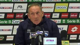 Cesena - Pescara 4-2, Zdenek Zeman