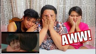 "NAG IYAKAN DAHIL SA VIDEO (Reacting to Joy ""OFW"" Video)