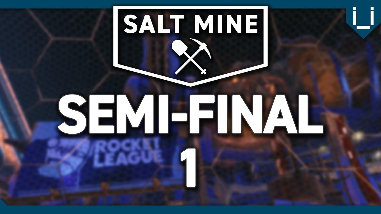 Download Salt Mine Worlds ep.5   Semi-Final 1   1v1 Rocket League Tournament