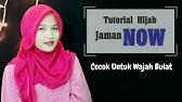 60 Hijab Tutorial Natasha Farani Paris Segi Empat Youtube