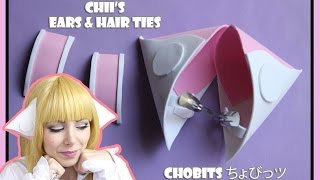 READ ME❤ Here is the make up tutorial of the makeup I've been wearing in my recent videos and also CHII's makeup from CHOBITS ちょびっツ!! CHII'S MAKE ...
