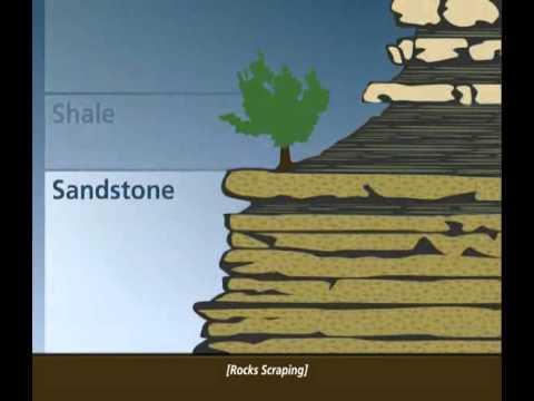 Great Basin Bedrock Formation