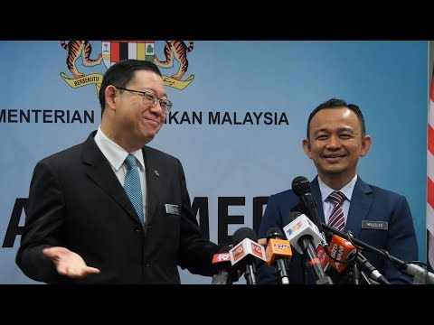 Guan Eng: Turkey trip for Bukit Aman top brass approved back in